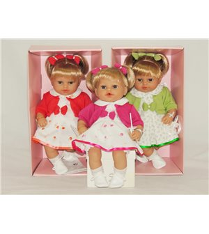 Кукла мягкотелая 60053-6 M