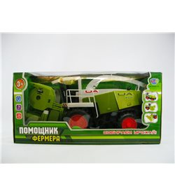 "Комбайн ""Помощник фермера"" М 0343 U/R"