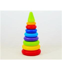 Пирамидка 0984 ТехноК, выдувная 2