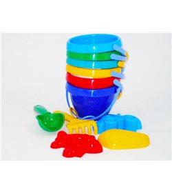 """Песочный набор """"Colorplast"""" 1036 """"Кувшинка"""" №1"""