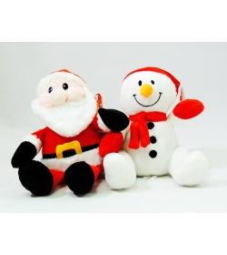 """Микс MP 0368 """"Дед Мороз,Снеговик"""""""