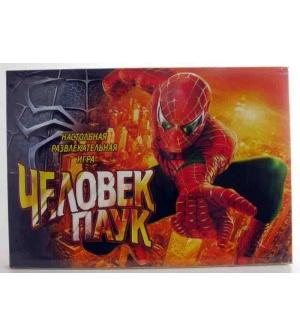 """Игра настольная 0351dn (20шт) """"Человек паук"""", """"Данко-тойс"""", в коробке"""