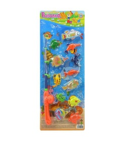 Рыбалка M 0052 U/R на листе