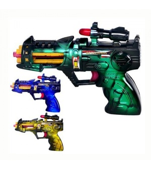 Пистолет 215 музыкальный