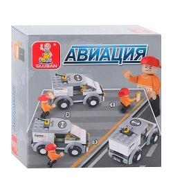 Конструктор SLUBAN M 38 B 0359 Авиация, техника