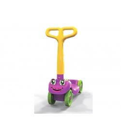 Самокат 3657 ТехноК, фиолетовый