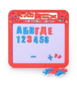 Досточка 0185 UK магнитная, азбука