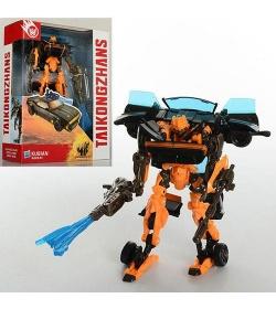 """Трансформер F 502 """"TF"""", робот+машинка, в кор-ке"""