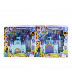 """Замок SG-2999 AB """"Frozen"""", принцессы, в кор-ке"""