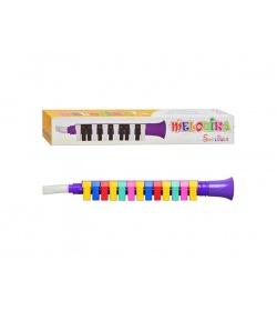 Дудка 8011 флейта с клавишами, в кор-ке
