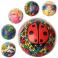 Мяч детский MS 0370  9 дюймов, в кульке