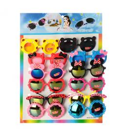 Очки солнцезащитные MK 0592 в кульке (12шт на листе)
