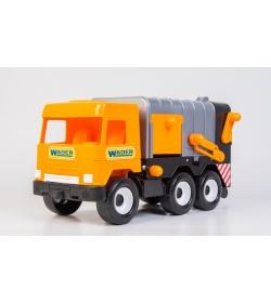 """Машина 39312 """"Multi truck"""", мусоровоз, City, """"Тигрес"""""""