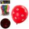 Шарики надувные MK 0892 свет, в кульке