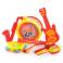 Погремушка 03626-15/03626-8 музыкальные инструменты, в кульке