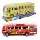 Автобус 623-4 A 4 инер-й, звук, свет, в слюде