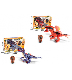 Динозавр 60100-60102 р/у, в кор-ке
