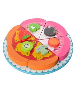 Деревянная игрушка Игра A 03142 торт