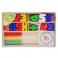 Деревянная игрушка MD 0311 Набор первоклассника