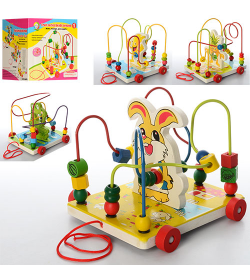Деревянная игрушка MD 0986 Лабиринт