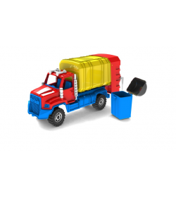 Машина 765 мусоровоз, Орион