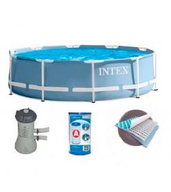 Бассейн каркасный 28712 (1шт/ящ) INTEX