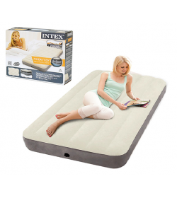 Велюр кровать 64707 (4шт/ящ) INTEX