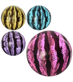 Мяч детский MS 0928 арбуз, прозрачный