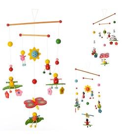 Деревянная игрушка Подвеска MD 0990 (120шт)