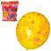 Шарики надувные MK 1051 микс видов, 12 дюймов, принт, 100 шт в кульке