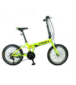 Велосипед 20 д. G20RIDE A20.2 (1шт/ящ),зеленый