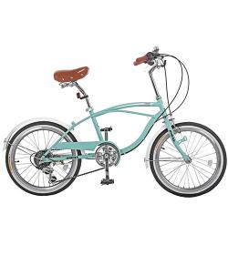 Велосипед 20 д. G20URBAN S20.1 (1шт/ящ), мята