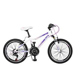 Велосипед 20 д. GW20CARE A20.3 (1шт/ящ) белый