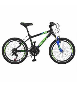 Велосипед 20 д. GW20PLAIN A20.2 (1шт/ящ) черный