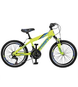 Велосипед 20 д. GW20PLAYFUL A20.1 (1шт/ящ) салатовый