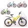 Велосипед 20 д. M2009MIX (4шт/ящ) МИКС цветов