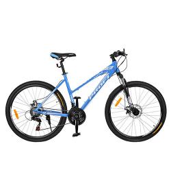 Велосипед 26 д. G26ELEGANCE A26.2 (1шт/ящ) голуб