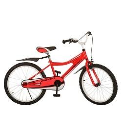 Велосипед PROFI детский 20д. 20 BA 494-1 (1шт/ящ) красный