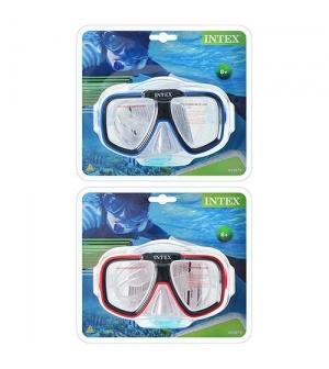 Маска 55974 (12шт/ящ) INTEX для плавания