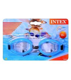 Очки для плавания 55608 (12шт/ящ) INTEX