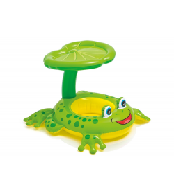 Плотик 56584sh (12шт) лягушка