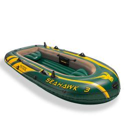 Лодка SEA HAWK 68380 (1шт/ящ) INTEX