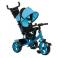 Велосипед M 3113-5 A (1шт/ящ) Turbo Trike, голубой