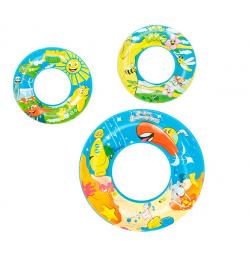 Круг 36013sh (36шт) Рыбки, BESTWAY