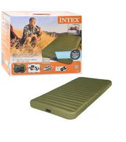 Велюр матрац 68727sh (3шт) INTEX
