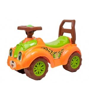 Автомобиль для прогулок 3268 ТехноК, оранжевый