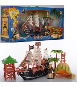 Набор Пиратов М 0513 R/U