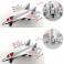 Самолет 059-7-15 2  заводной
