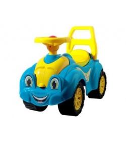 Автомобиль для прогулок 3510 ТехноК, жёлто-голубой