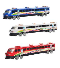 Поезд 3399 инерционный